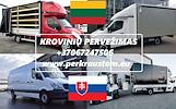 Lietuva -- Slovakija -- Lietuva  // KROVINIU GABENIMAS / PERVEŽIMAS / PERKRAUSTYMAS
