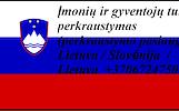Lietuva - Slovėnija - Lietuva