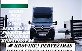 Lietuva -- Vengrija -- Lietuva  Galime parvežti jūsų krovinius, baldus, buitine technika, motociklus, kubilus, pirtis, įrengimus, medžiagas ir t.t. EL