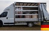 LIETUVA - VOKIETIJA - LIETUVA Pilnų ir dalinių krovinių transportavimas : – Kasdienis krovinių surinkimas ir pristatymas. – Konkurencingos kainos ir p