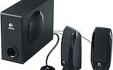 """Logitech S-220"""" garsiakalbių sistema"""