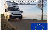 LT - EU Lietuva - Europa - Lietuva ! Galime parvežti jūsų krovinius, baldus, buitine technika, motociklus, kubilus, pirtis, įrengimus, medžiagas ir t.