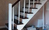 Mediniai laiptai (laiptų gamyba ir montavimas)
