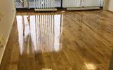 Mediniu grindu restauravimas