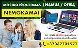 Meistro iškvietimas į namus ar ofisą NEMOKAMAI