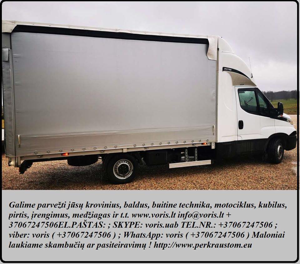 Meno kūrinių bei parodų gabenimas LIETUVA-EUROPA-LIETUVA +37067247506 EXPRES pervežimai Lietuva - Europa - Lietuva EXPRES Kroviniai ypatingai svarbie