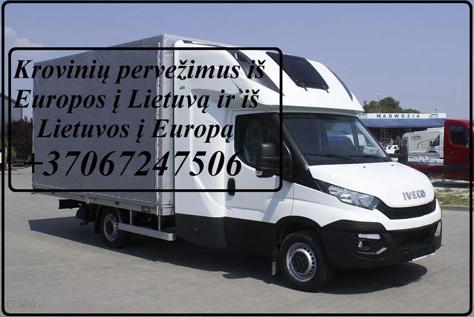 Meno kūrinių gabenimas LIETUVA-EUROPA-LIETUVA +37067247506 EXPRES pervežimai Lietuva - Europa - Lietuva EXPRES Kroviniai ypatingai svarbiems pristatym