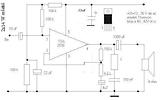 Mikroschemos A2030 (K174UN19) - ŽD stiprintuvas