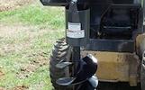 Mini krautuvų hidrauliniai grąžtai