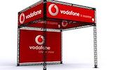 Mobili stendų sistema X – skirta parodoms, reklamai, foto sienelėms