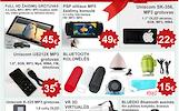 Muzikos grotuvai, MP3, MP4, MP5, Bluetooth ausinės, kolonėlės, žaidimų konsolės, virtualūs,3D akiniai, diktofonai,dovanos,pristatymas visoje Lietuvoje