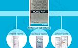 Myhep All Pirkti internetu (Velpatasvir ir Sofosbuvir) - 28 tablečių pakuotė