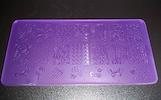 Nagų štampavimo plokštelės