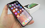 NAUJAS iPHONE XS MAX-AMOLED-512GB-LT KALBA+DEKLAS DOVANU..