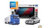NAUJIENA BLOW BLACKTAB 7.4 HD + NAVIGACIJA+TELEVIZIJA ANDROID OS, 7 EKRANAS