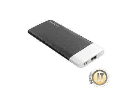 NEŠIOJAMA BATERIJA 10000MAH 2 X USB POWER BANK MOBILIEMS TELEFONAMS