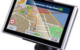 Nešiojama GPS navigacijos sistema