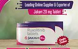 Novartis Jakavi 20mg Price - Generic Ruxolitinib Tablets