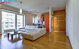 Nuomojamas 3 kambarių butas Žygio g., Šiaurės miestelyje, Vilniuje