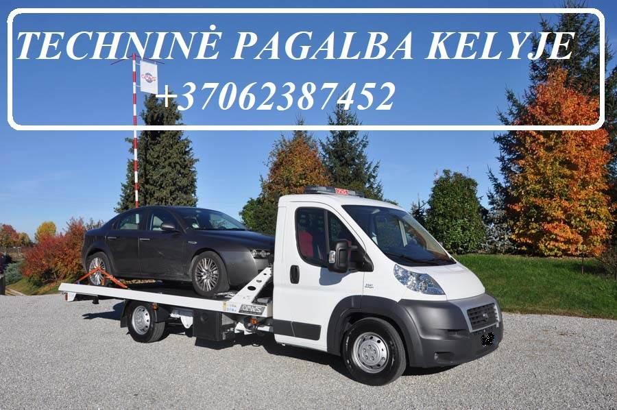 PAGALBA KELYJE +37062387452