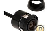 PARAKVIMO SISTEMA VEIDRODYJE: Veidrodis + kamera+ galiniai 4 davikliai