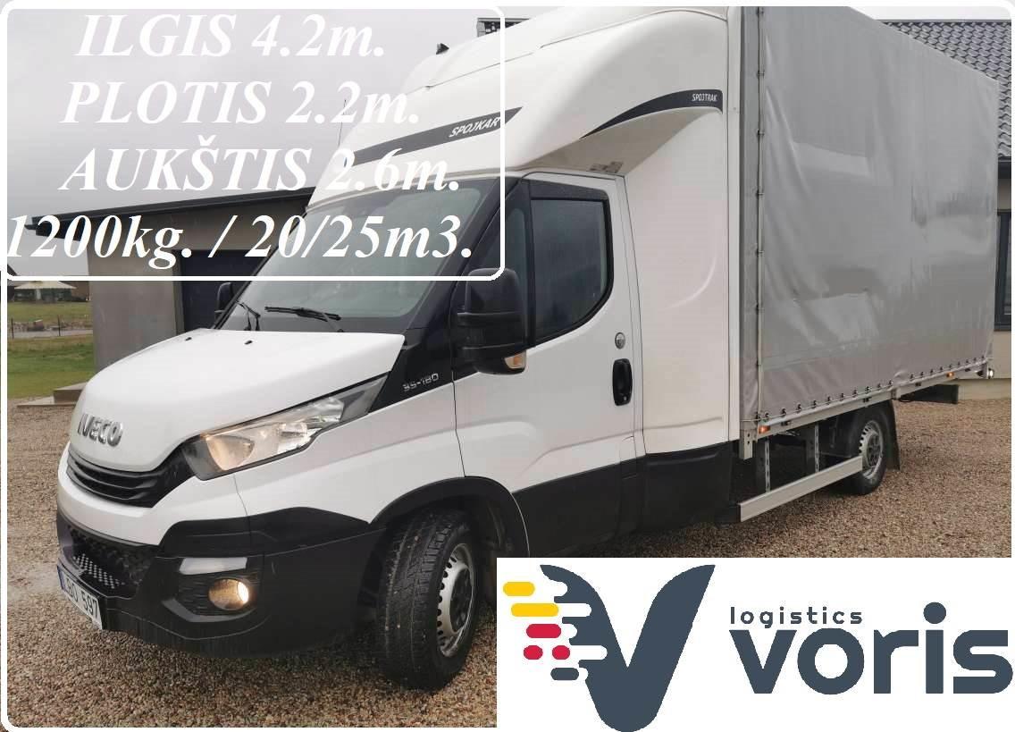 Patikimos pervežimo paslaugos už tinkama kainą. Kiekviena savaite vykstame Lietuva-Vokietija-Olandija-Belgija ir visa Europa. EL.PAŠTAS: info@voris.lt