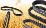 Pavarų diržai žemės ūkio technikai geriausiomis kainomis: NUOLAIDOS