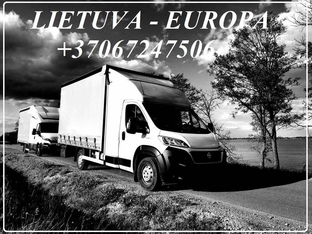 PERKRAUSTYMAI Franfurtas-LIETUVA-Frankfurtas Perkraustymai gyventojų, įmonių LIETUVA/EUROPA/LIETUVA +37067247506 Baldų pervežimai LIETUVA/EUROPA/LIETU