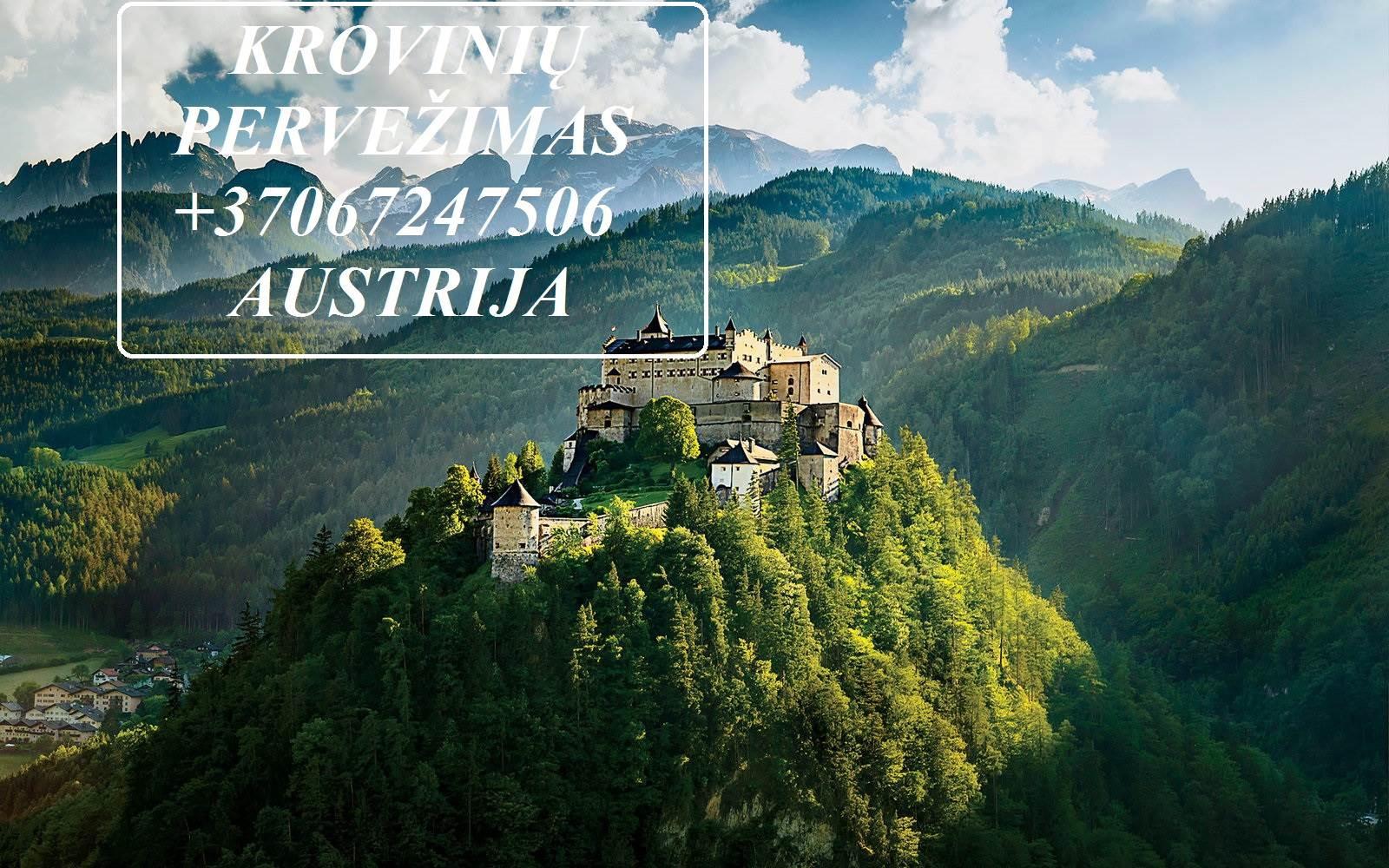Perkraustymas į/iš Austrijos! Persikraustymas į Austriją ir iš Austrijos! Perkraustymo metu vežame visus asmeninius daiktus ( nuo puoduko, spintos iki