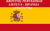 Perkraustymas į Ispaniją !
