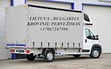 Perkraustymo paslaugos BULGARIJA-Lietuva-BULGARIJA