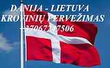 Perkraustymo paslaugos DANIJA-Lietuva-DANIJA LT-DK-LT
