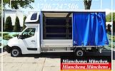 Perkraustymo Paslaugos - Krovinių Pervežimas iš / į Miunchenas München, Miuncheną Müncheno , Miuncheno Münchenas. Pilnų, dalinių ir express / greitų k