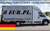 Perkraustymo Paslaugos - Krovinių Pervežimas iš / į Štutgartas / Štutgartą / Stuttgart / Stutgartas / Stutgarte / Stutgarta