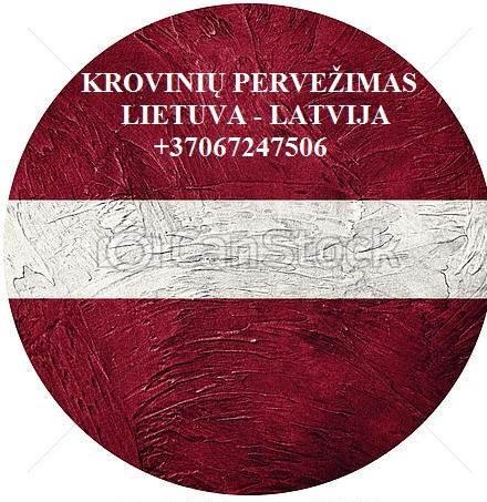 Perkraustymo paslaugos LATVIJA-Lietuva-LATVIJA