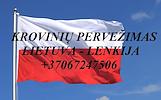 Perkraustymo paslaugos Lenkija-Lietuva-Lenkija