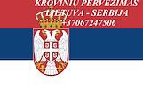 Perkraustymo paslaugos SERBIJA-Lietuva-SERBIJA LT-SRB-LT