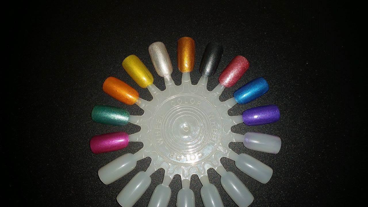 Perlamutrinis pigmentas
