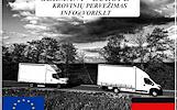 Pervežimas -- Daiktų -- Moto - Krovinių pervežimas -- PERKRAUSTYMAS -- VOKIETIJA -- Lietuva