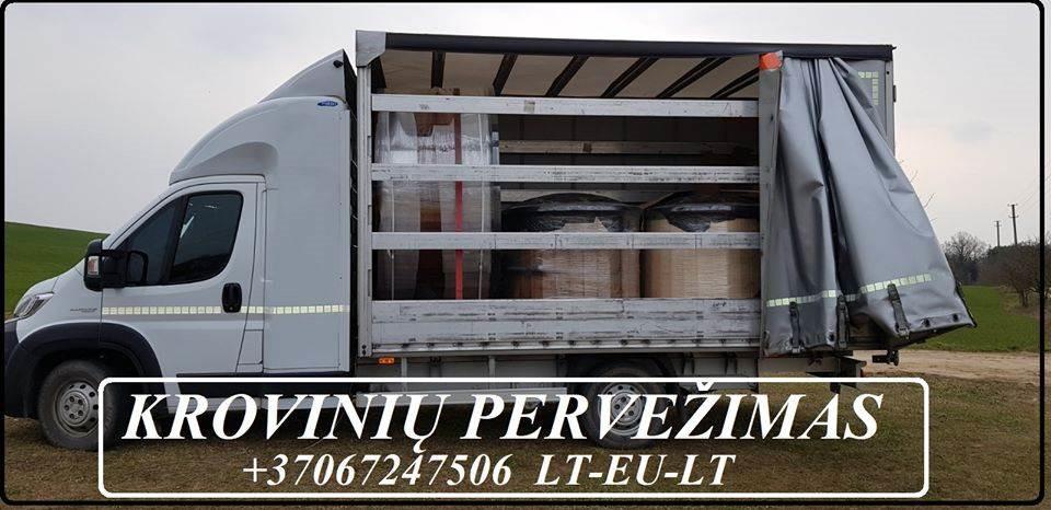 Pirčių pervežimas visoje Lietuvoje ir Europoje. Baldų pervežimai LIETUVA/EUROPA/LIETUVA +37067247506 PERKRAUSTYMAI LIETUVA/EUROPA/LIETUVA +37067247506