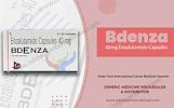 Pirkite Bdenza 40 mg enzalutamido kapsulę už mažiausią kainą