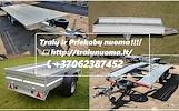 Platformų,Priekabų ir Tralų Nuoma ! 📞 +37062387452 www.tralunuoma.lt