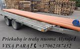 Platformų, Tralų ir Priekabų Nuoma ! +37062387452 www.tralunuoma.lt +37062387452 📞📞📞☎️☎️☎️💯💯💯‼️📢🏁 ➕3️⃣7️⃣0️⃣6️⃣2️⃣3️⃣8️⃣7️⃣4️⃣5️⃣2️⃣  DVIRAČIŲ