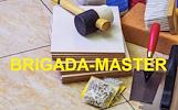 Plytelių klijavimas. Vidaus ar lauko. Granitas, marmuras. Kokybiškai - Brigada-Master®
