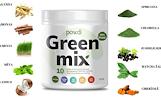 Powdi green mix