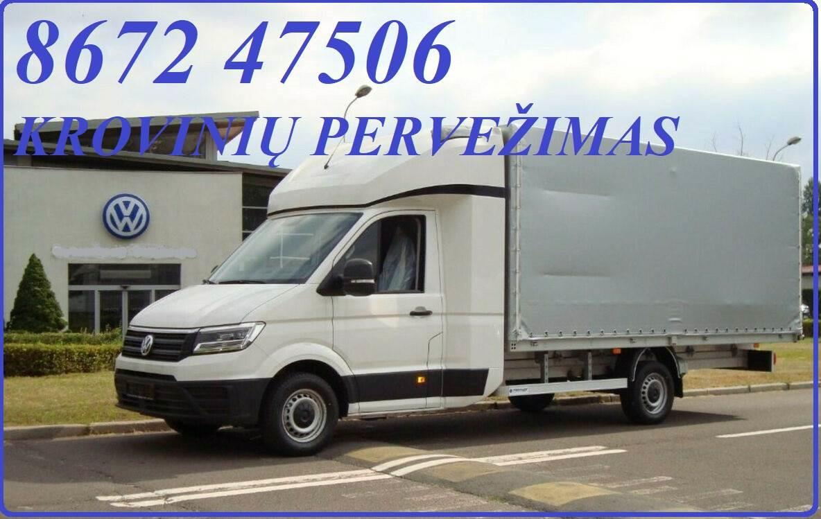 Pristatome nedidelius krovinius visose ES šalyse. Galime pasiūlyti jums Express krovinio gabenimą per 1-2 paras. Saugiai ir greitai pristatysime į Jūs