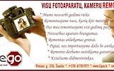 Profesionalus FOTO/VAIZDO kamerų remontas Šiauliuose