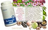 Refungin™ 90 kaps, Juodasis graikiškas riešutmedis – maisto papildas Santegra JAV – AKCIJA