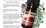 Rožių eterinis aliejukas 5 ml - BioAroma Graikija