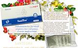 SaniTea 15 pak, sąlygoja organizmo išvalymą – maisto papildas Santegra JAV – AKCIJA